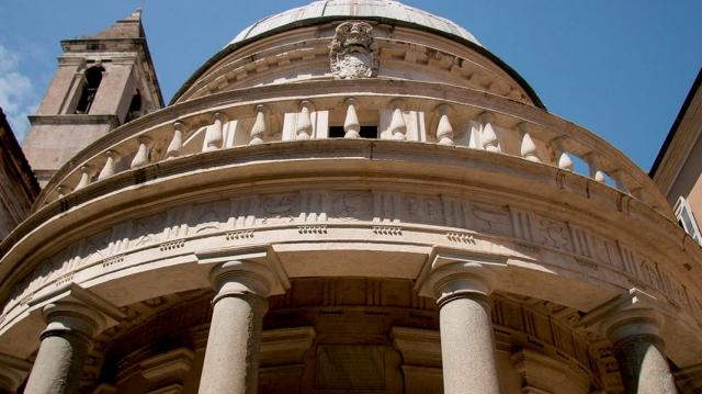 Iglesia de San Pietro in Montorio, en Roma