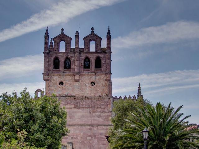 Iglesia de Santa María de los Ángeles - Wikimedia/Sergio Segarra