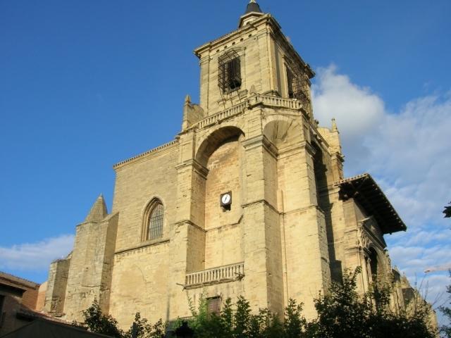 Iglesia de Santa María de Viana