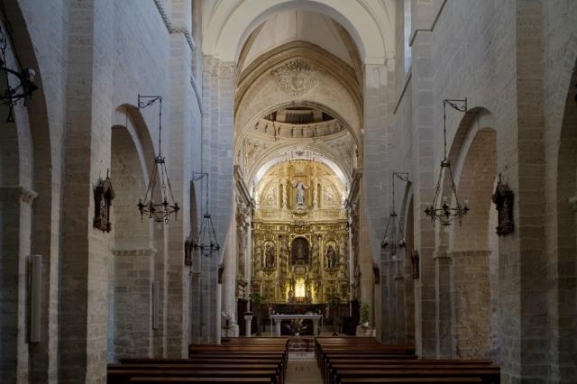 Iglesia de Santa María del Camino - PMRMaeyaert/Wikipedia