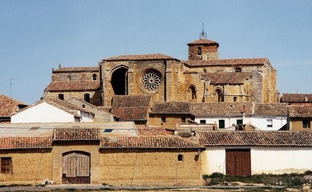 Iglesia de Santa María la Blanca - Foto: Ayuntamiento de Villalcázar De Sirga