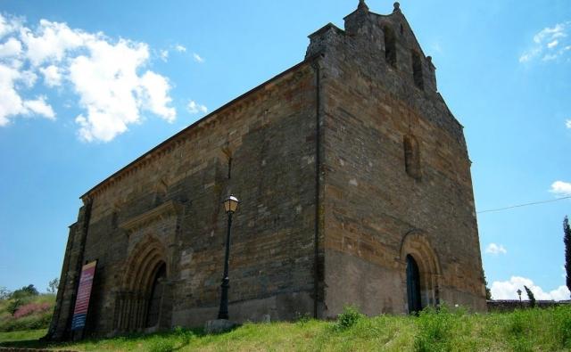 Iglesia de Santiago Apóstol de Villafranca del Bierzo