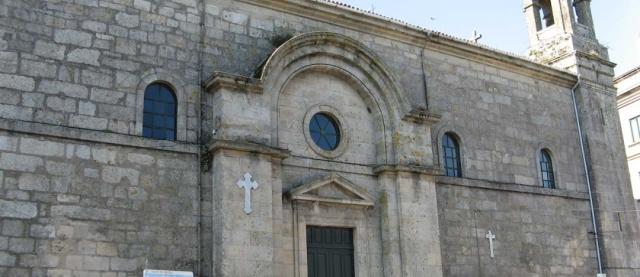 Iglesia de Santiago de Padrón | Portal Iglesia en Padrón