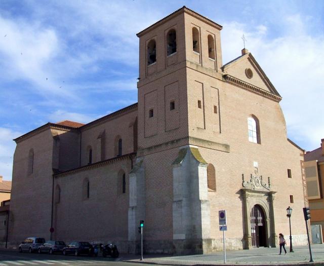 Iglesia de Santiago el Real | Wikimedia Commons