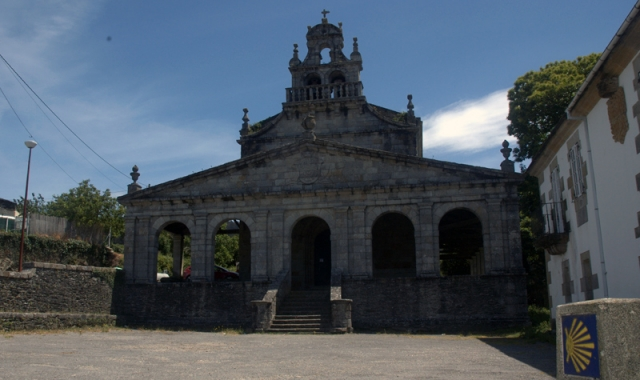 Iglesia de Vilabade / César Rodríguez