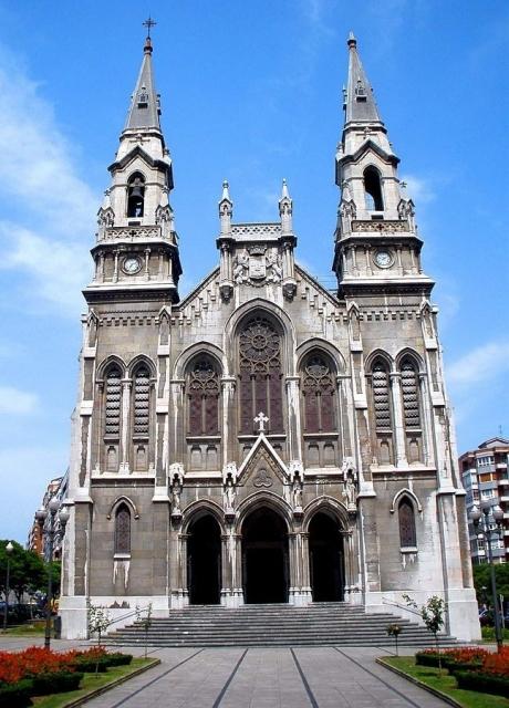 Iglesia Nueva de Sabugo - Zarateman/Wikipedia