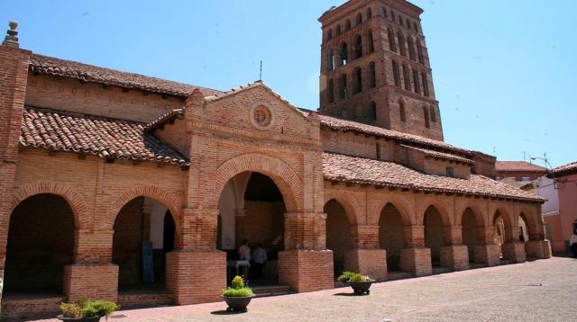 Iglesia San Lorenzo de Sahagún