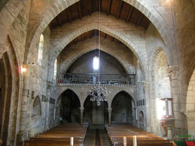 Iglesia Santa María das Areas | Wikimedia Commons