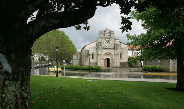 Igrexa románica de Santa María de Cambre