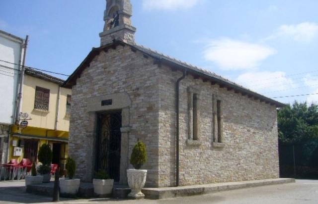 Igrexa Santo Cristo de Fuentesnuevas