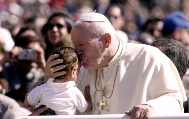 Juan Pablo II - Opus Dei Communications/Flickr