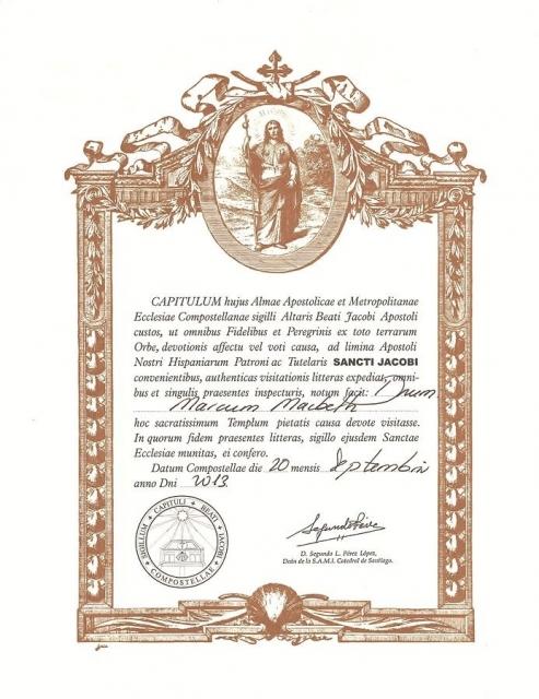 La compostela - M.Aurelius/Wikimedia