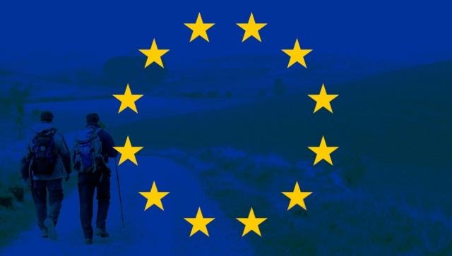 La Europa de las peregrinaciones