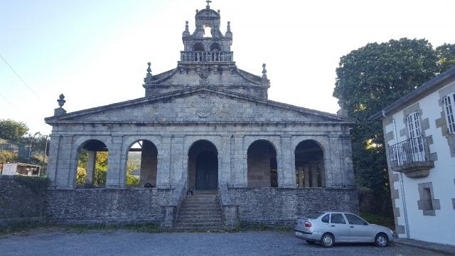 La impresionante Iglesia de Vilabade