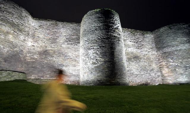 La muralla de Lugo / Óscar Cela
