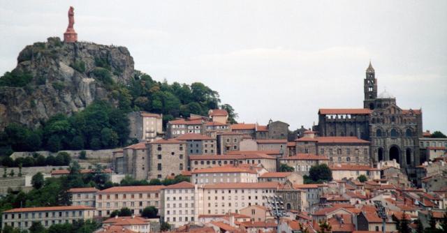 Le Puy-en-Velay - Wikicommons