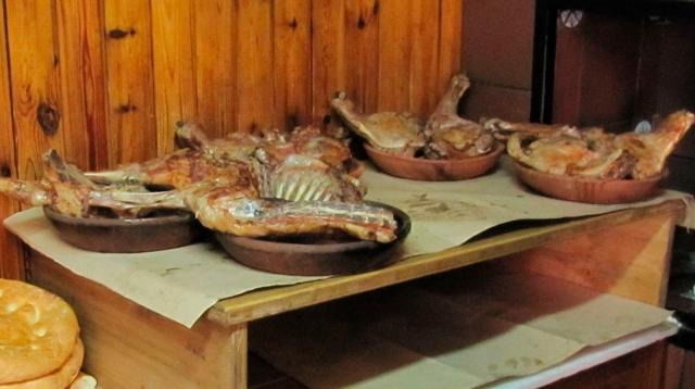 Lechazo asado | Wikimedia Commons