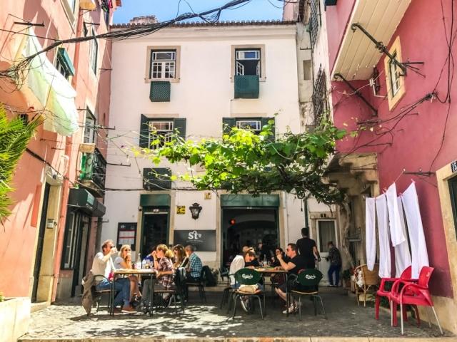 Lisboa - anouchka/iStock