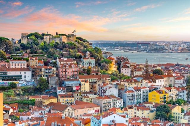 Lisboa - Sean3810/iStock