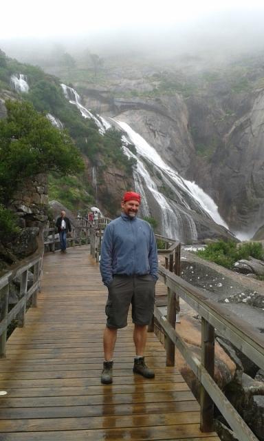 ¿Lo digo o no lo digo? Sólo voy a dar una pista: es el único río que desemboca en cascada en toda Europa, una maravilla!!!