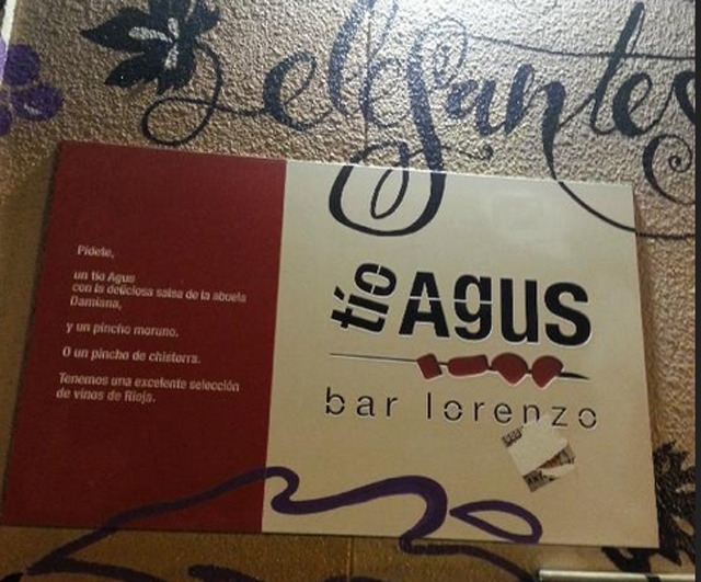 Logroño - Bar Lorenzo