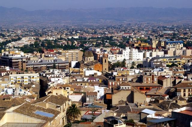 Lorca ©Panoramio  Antonio Alba