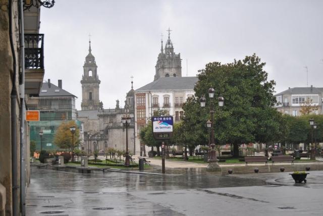Lugo ©Panoramio / asanloj
