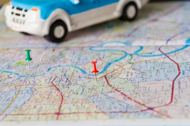 Mapa - Envato
