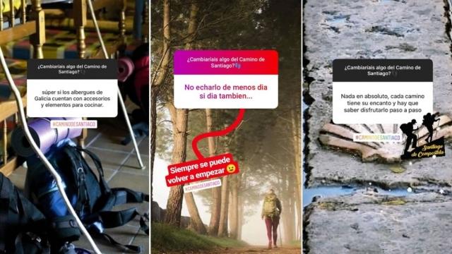 Mejoras del Camino de Santiago