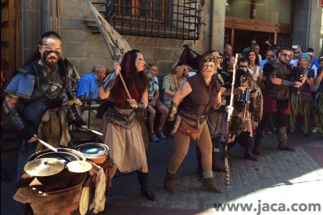 Mercado Medieval de las Tres Culturas / Foto del Ayuntamiento de Jaca