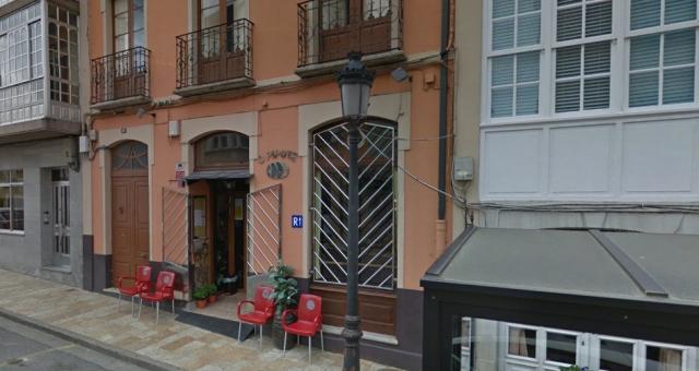 Mesón O Pipote, Villanova de Lourenzá ©Street View