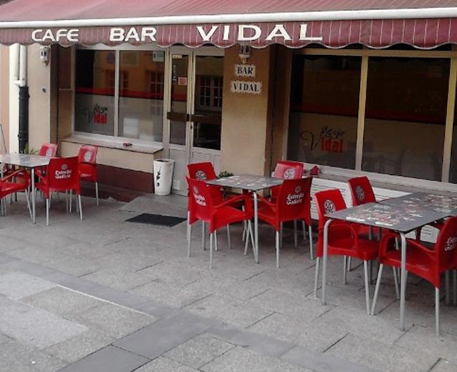 Mesón Vidal ©Street View