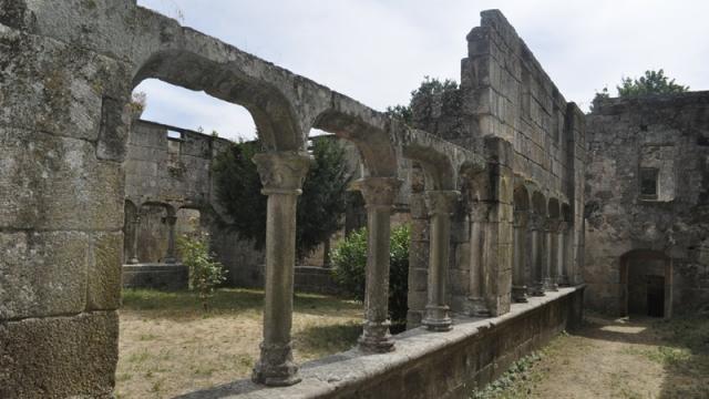 Monasterio de Bon Xesús de Trandeiras