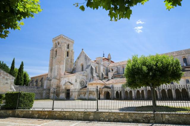 Monasterio de las Huelgas Reales - orisvo/iStock