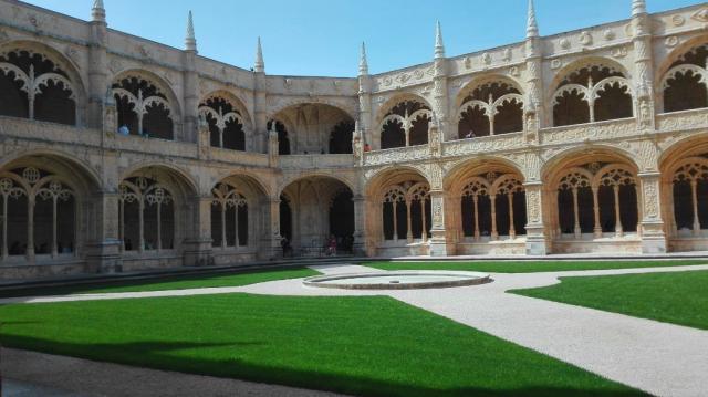 Monasterio de los Jerónimos de Belem /wikipedia commons