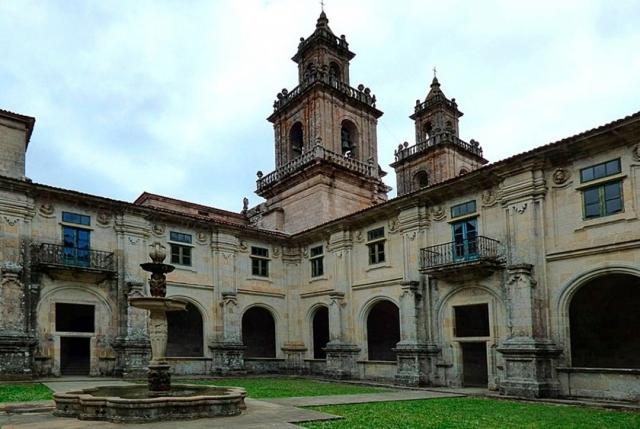 Monasterio de Oseira, Wikimedia Commons