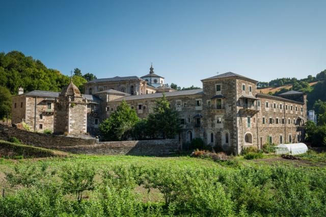 Monasterio de Samos - tichr/iStock