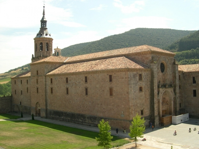 Monasterio de San Millán de Yuso - Foto: Horrapics/Wikimedia