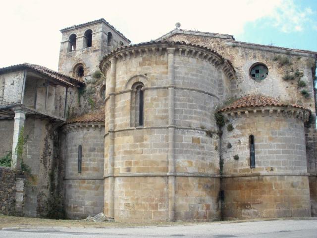 Monasterio de San Salvador de Cornellana - Wikicommons