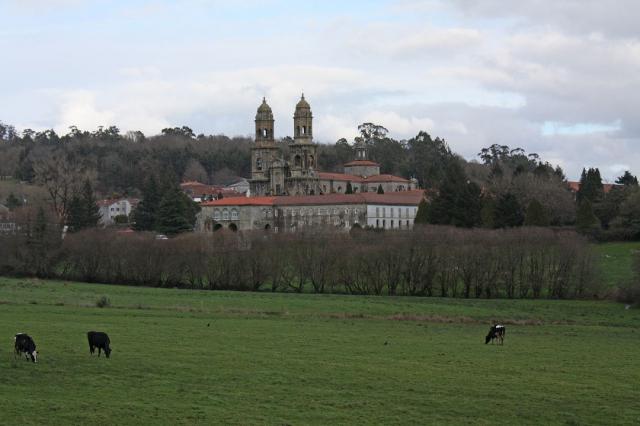Monasterio de Santa María de Sobrado - Wikicommons
