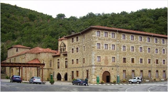 Monasterio de Santo Toribio de Liebana