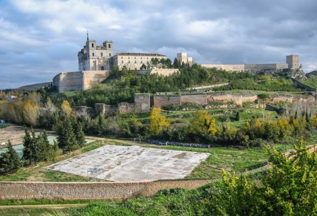 Monasterio de Uclés - siete_vidas/iStock