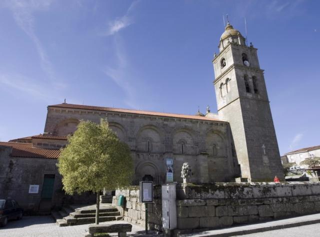 Monasterio de Xunqueira de Ambía