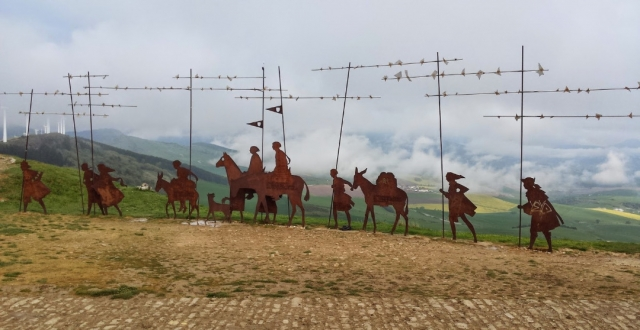 Monumento de Vicente Galbete