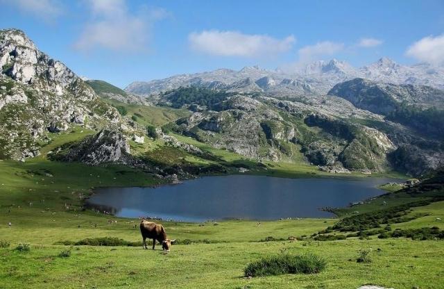 Mountains of Asturias