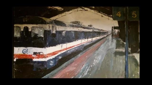 Muestra artística sobre el Camino de Santiago / La Voz de Galicia