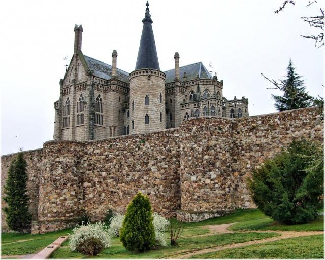 Muralla de Astorga - Wikicommons