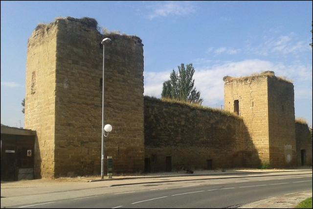 Murallas de Santo Domingo de la Calzada /juanje orio