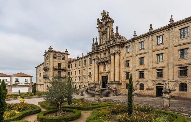 Museo de San Martín Pinario. Wikimedia Commons