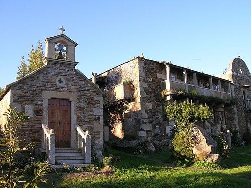 Museo de Víctor Corral en Baamonde